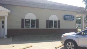 Iowa Falls Branch building