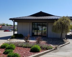 Marshalltown Branch building