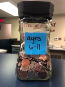 Virtual Coin Jar - ages 6-11 Contact us if you cannot see the image.