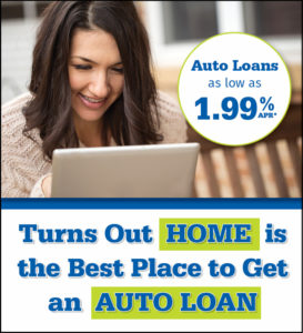 Turns out HOME is the best place to get an auto loan.