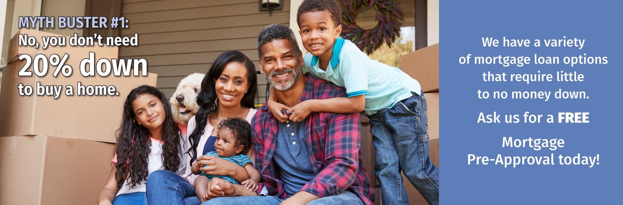 Mortgage Myth #1