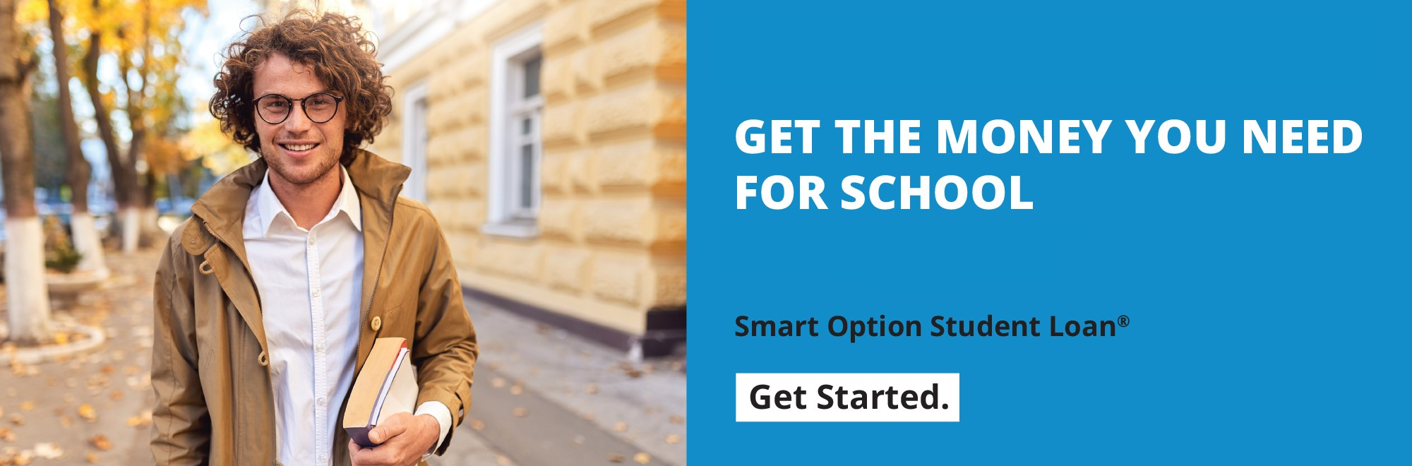 Get the money you need for college with a student loan from MEMBERS1st! Smart option student loan. Get started.