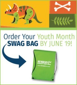 Order your youth month swag bag by june 19!