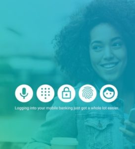 Logging into your mobile banking just got a whole lot easier.