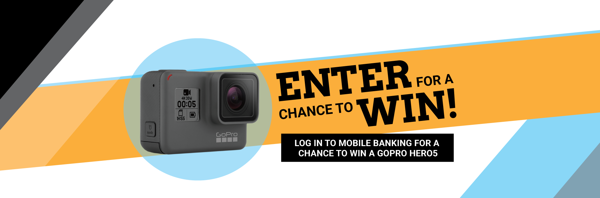 Login to mobile banking & win!