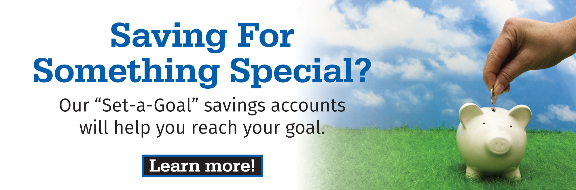 Set-a-Goal Savings